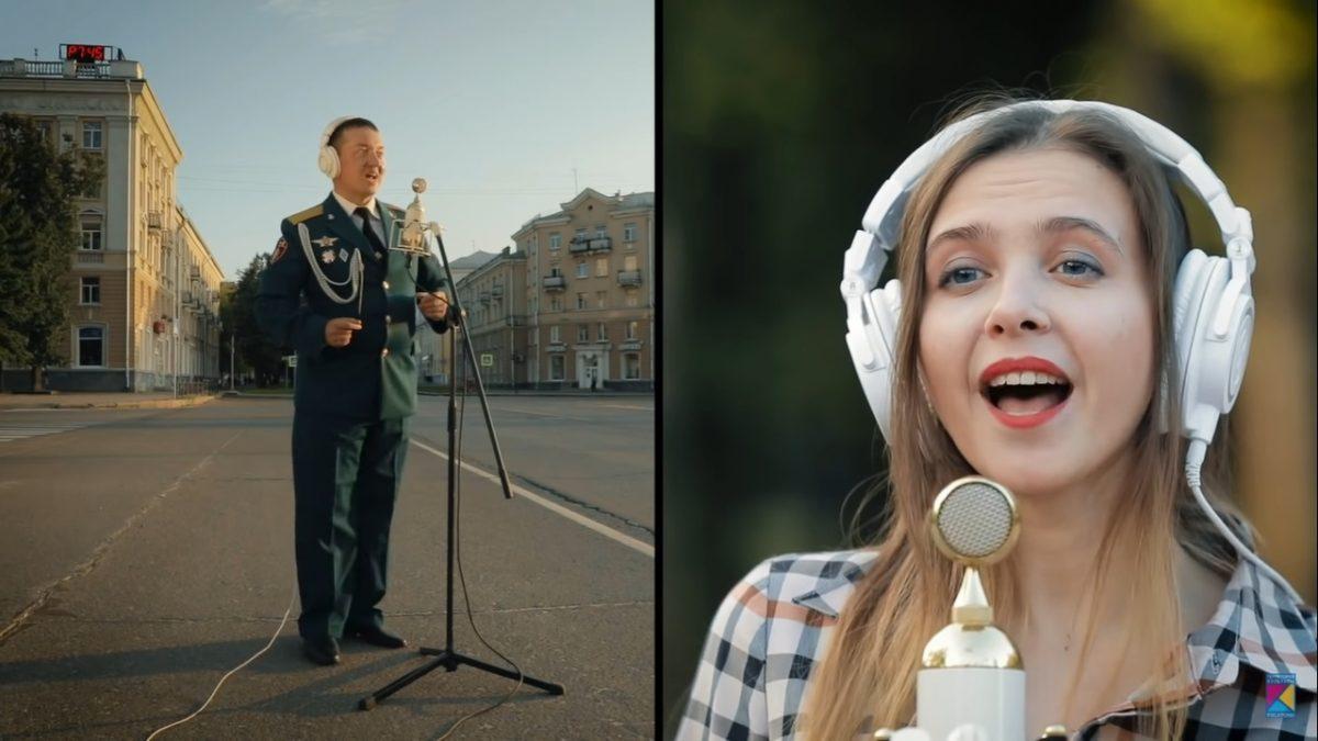 Музыканты из Сарова и других атомных городов исполнили фронтовую песню