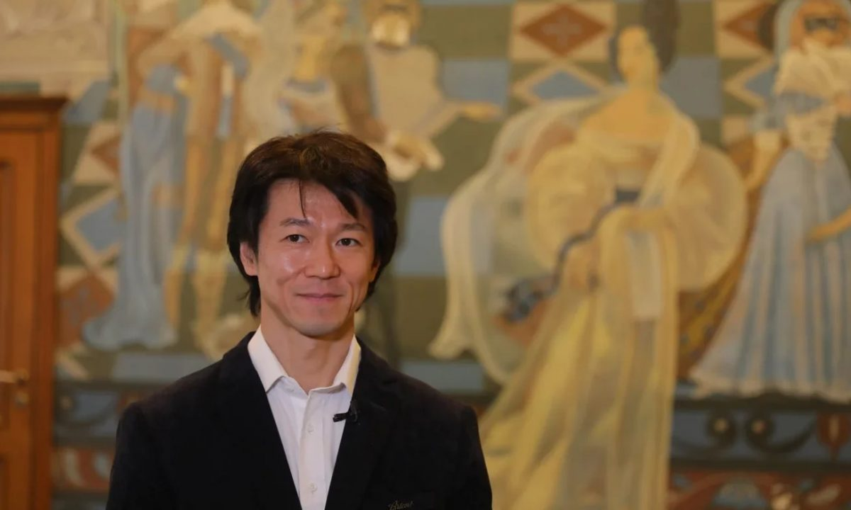 Морихиро Ивата: «Балет – личный выбор каждого»