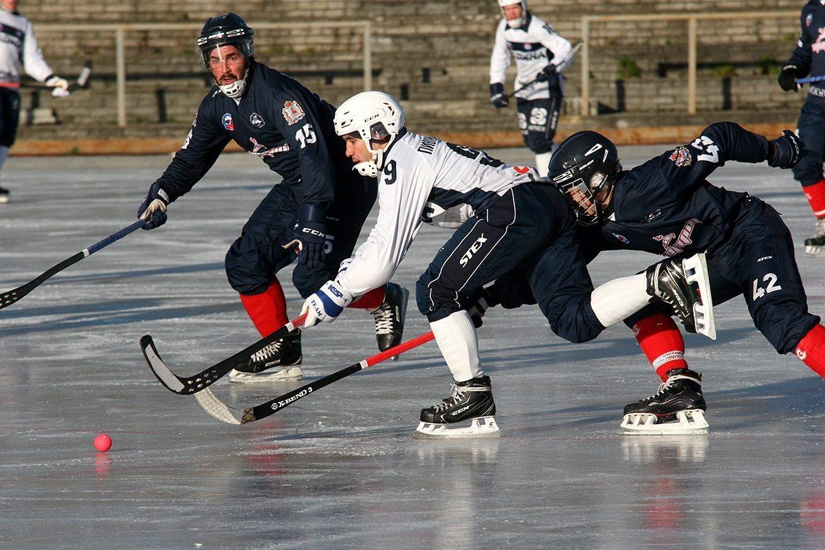 Нижегородский «Старт» сыграл вничью в контрольном матче на домашнем льду