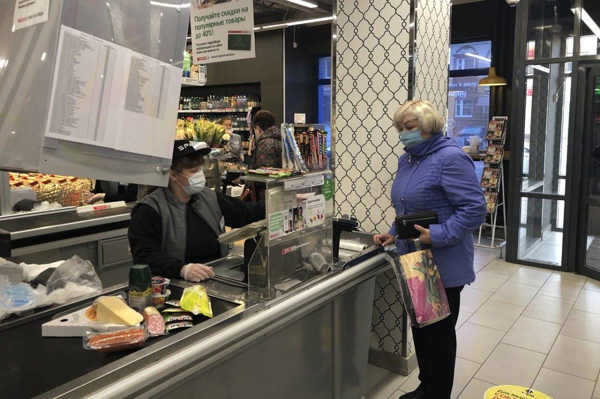 Около 800 объектов розничной торговли проверили сотрудники нижегородского минпрома
