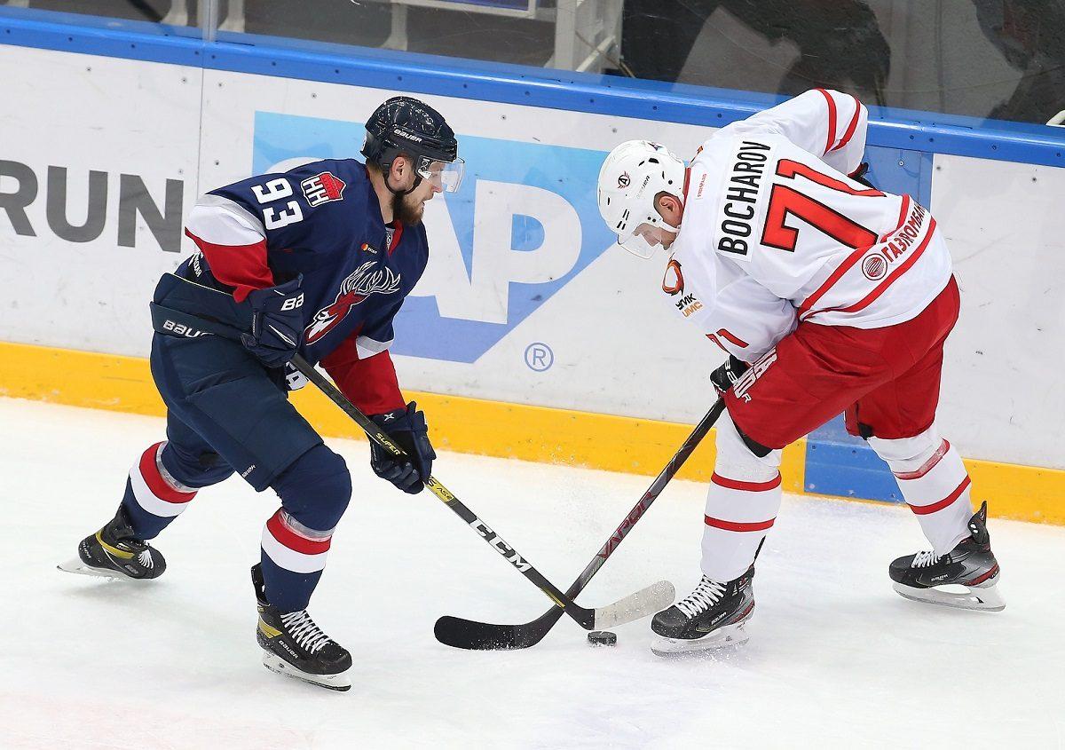Хоккеисты «Торпедо» уступили лидеру Востока в буллитной серии