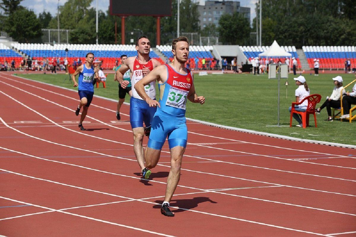 Нижегородские легкоатлеты сограниченными возможностями завоевали четыре золотые медали