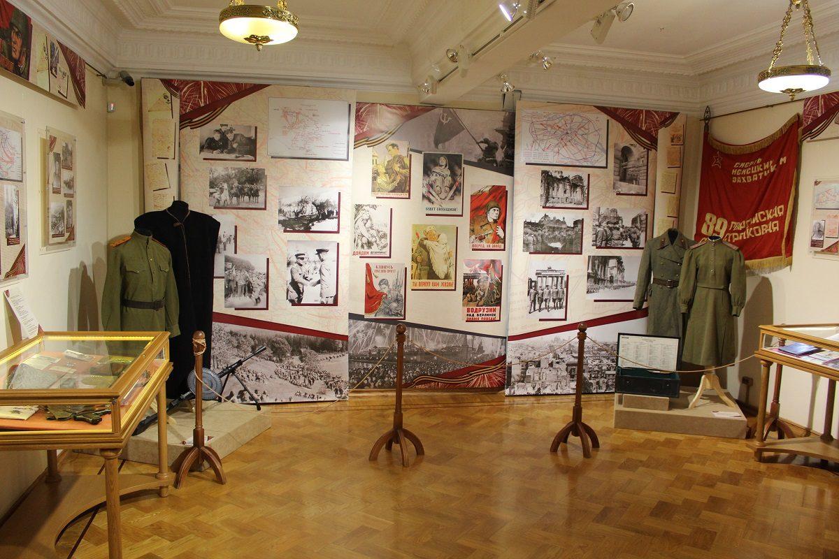 Выставка Пол-Европы прошагали, полземли