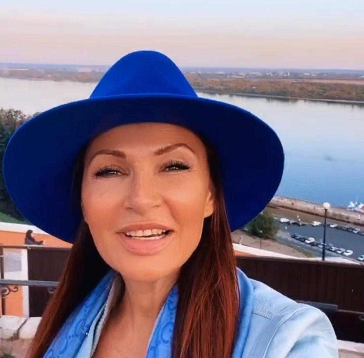 Эвелина Блёданс посетила Нижний Новгород