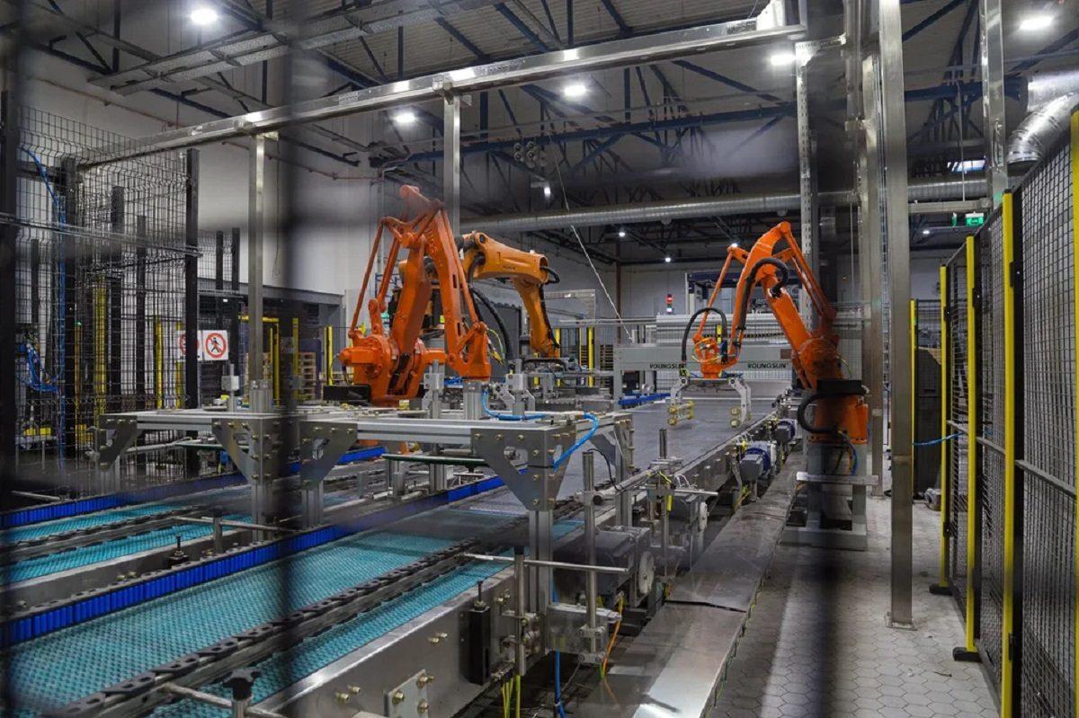 Компания Heineken запустила новую баночную линию на нижегородской пивоварне «Волга»