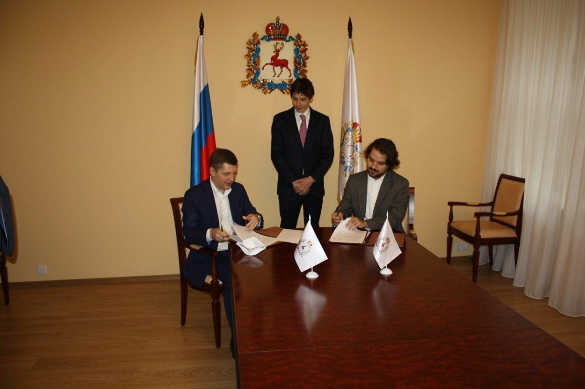 Культурно-деловой кластер появится при представительстве правительства Нижегородской области вМоскве