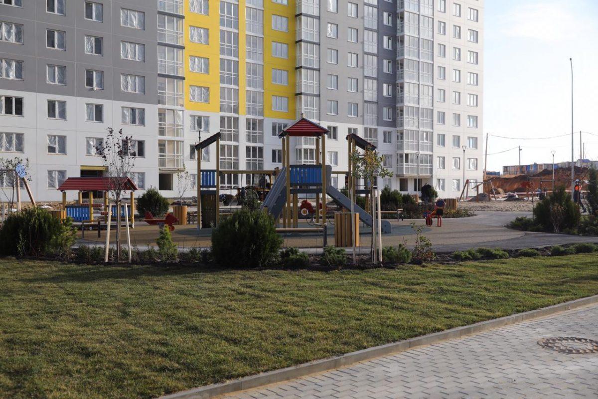 Глеб Никитин: «Новый детсад ишколу вЖК «Анкудиновский парк» планируется ввести вэксплуатацию раньше срока»