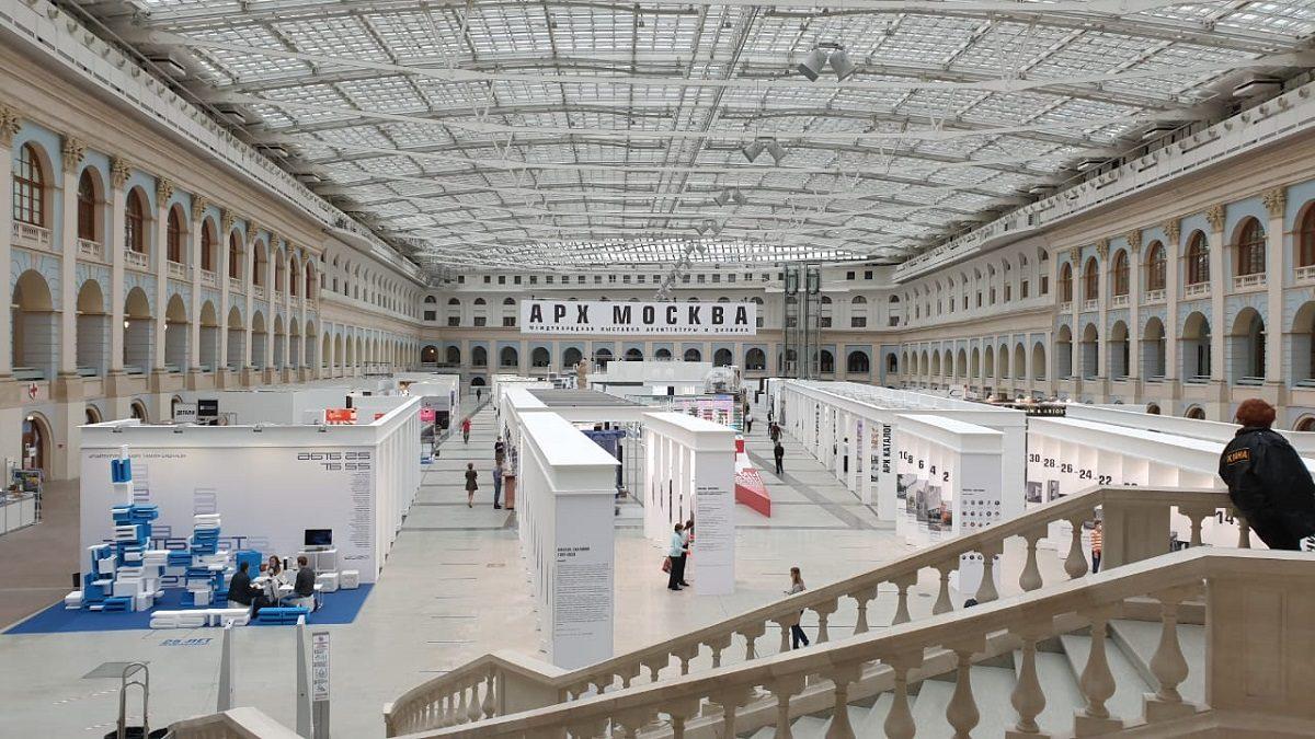 Проекты исторической перезагрузки Арзамаса были представлены навыставке «АРХ Москва-2020»