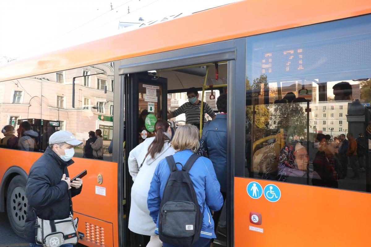 В Нижнем Новгороде обещают сделать общественный транспорт доступнее