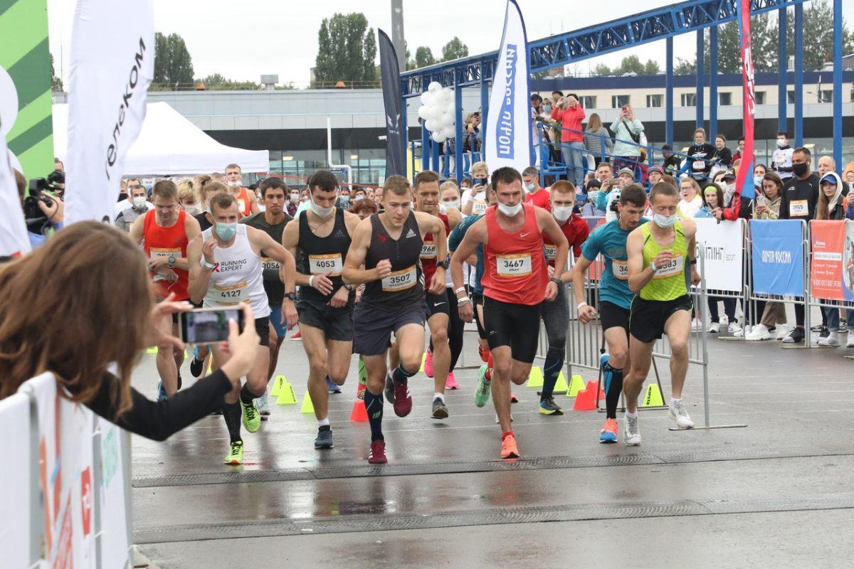 ВНижнем Новгороде планируют провести марафон вчесть 800-летия города