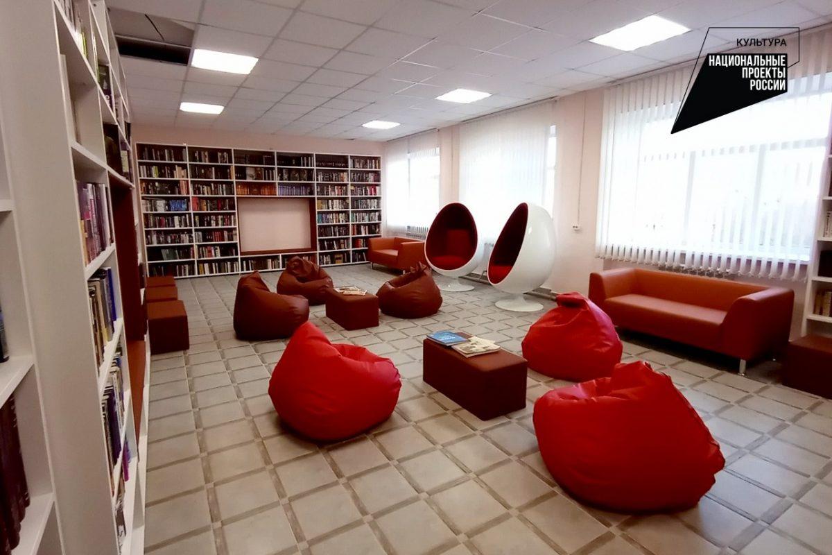Глеб Никитин: «Две модельные библиотеки появятся вдекабре этого года вНижегородской области»