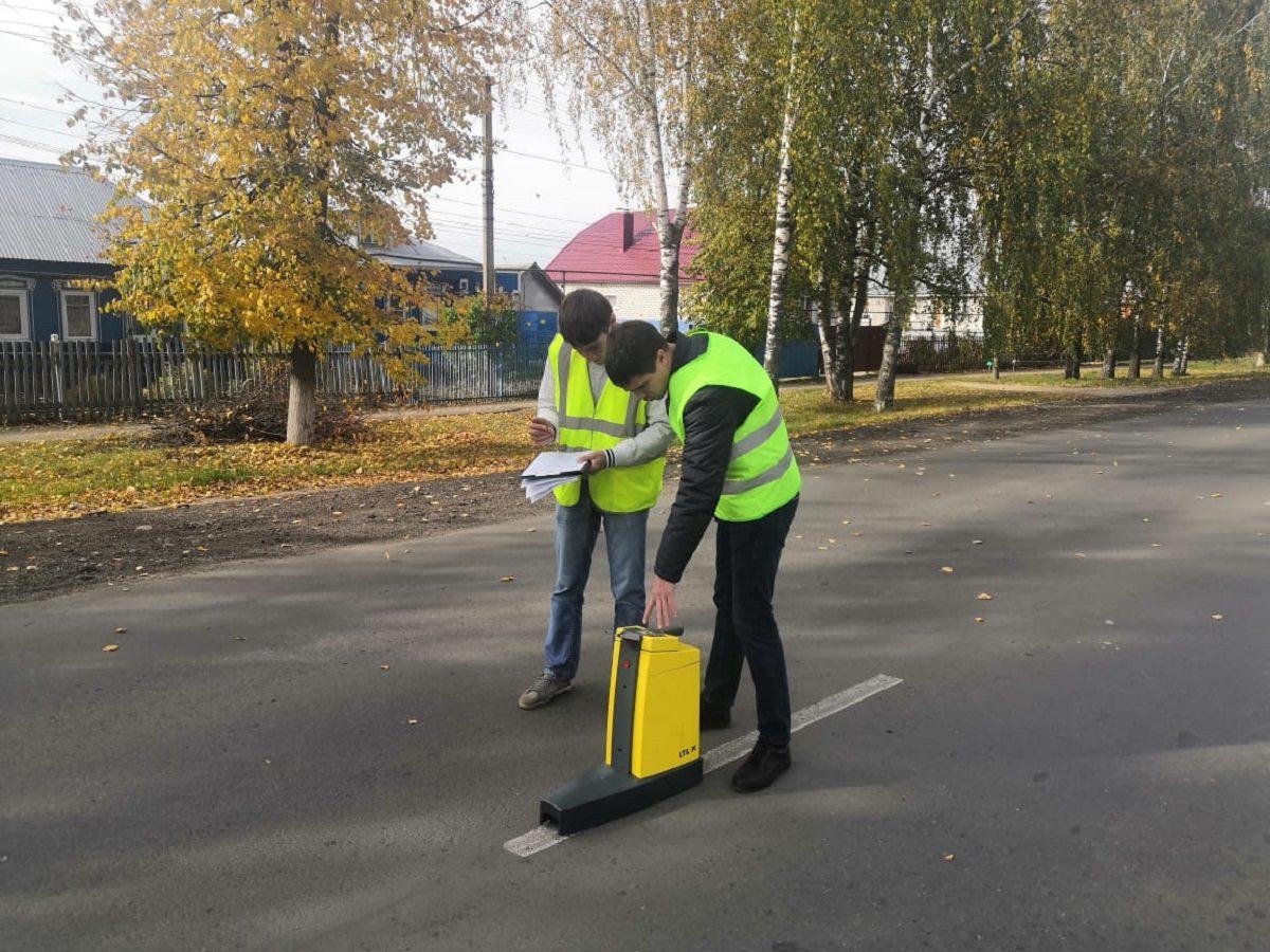 ВБутурлинском районе врамках нацпроекта отремонтировали более 7км дороги