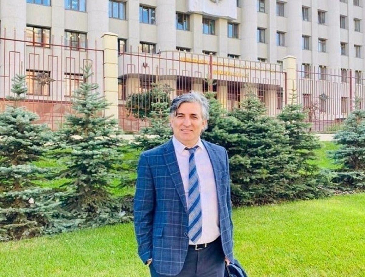 Скандально известный экс-адвокат Михаила Ефремова Эльман Пашаев посетил Нижний Новгород