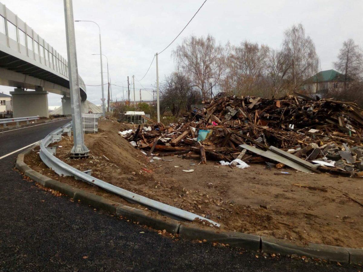Камни преткновения: почему в Борском районе снесли дом без ведома хозяев