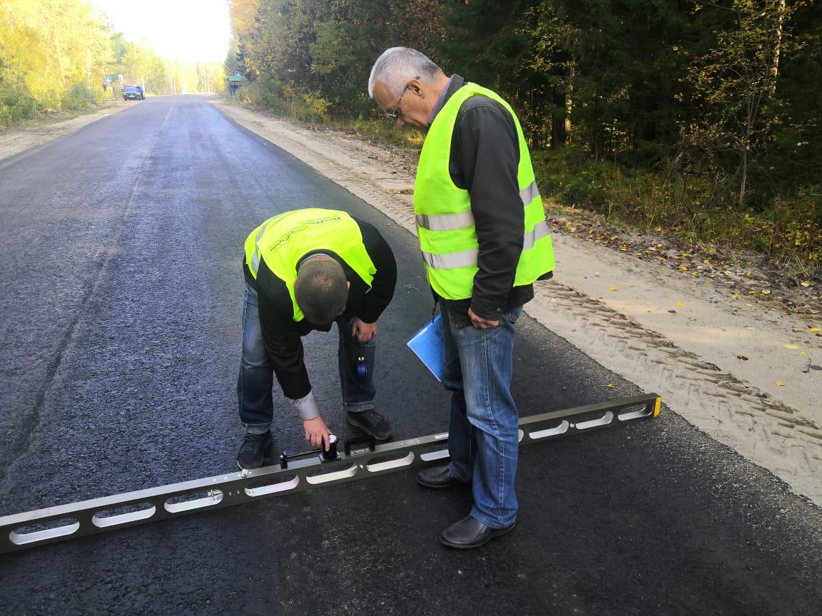Участок дороги Бутавка-Хохлома-Ермилово отремонтировали вКовернинском районе понацпроекту