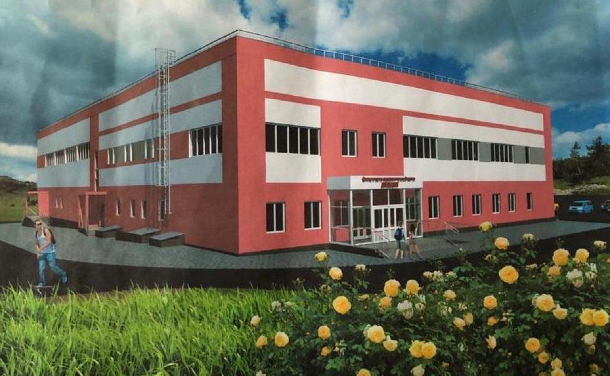 Физкультурный комплекс будет построен впоселке Ждановский
