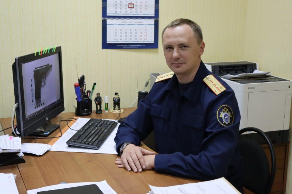 Артём Каляев: «Если на месте преступления нет следов, то это только кажется»