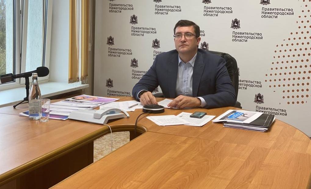 Глеб Никитин: «Нижегородцы подали 737 предложений нафорум «Сильные идеи для нового времени»