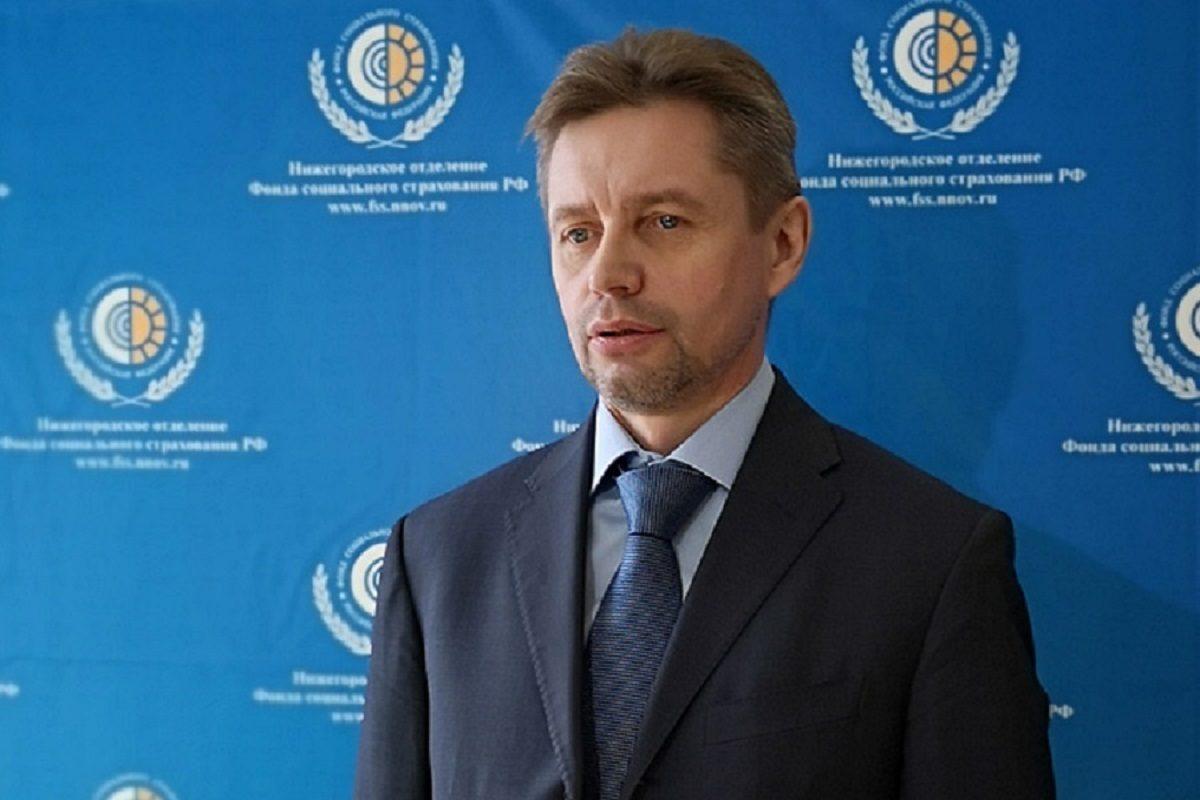 Глеб Никитин назначил Юрия Хаброва министром социальной политики Нижегородской области