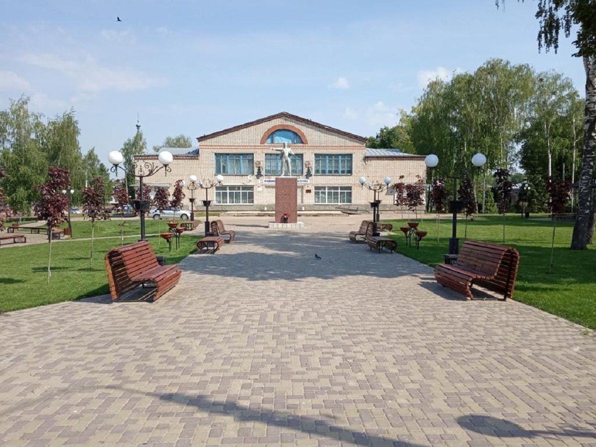 Новые спортивные площадки, котельная и Дом культуры появятся в Княгинине в следующем году