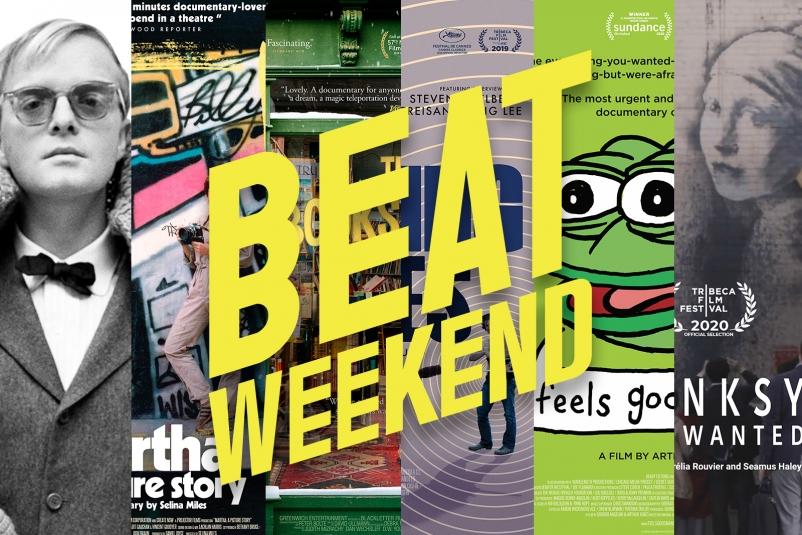 Фестиваль документального кино о новой культуре «Beat Weekend» проходит в Нижнем Новгороде