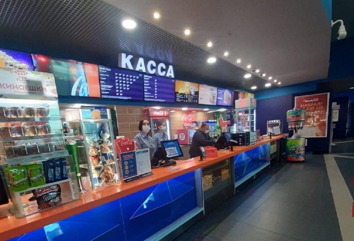 Нижегородские кинотеатры проверили на соблюдение требований эпидемиологической безопасности