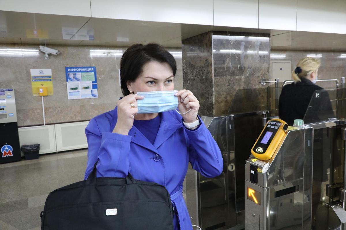 В20 районах Нижегородской области новых случаев заражения COVID-19 невыявлено