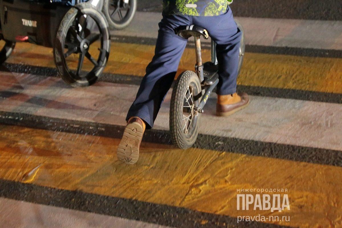 Троих школьников сбили на дорогах Нижегородской области за последние сутки