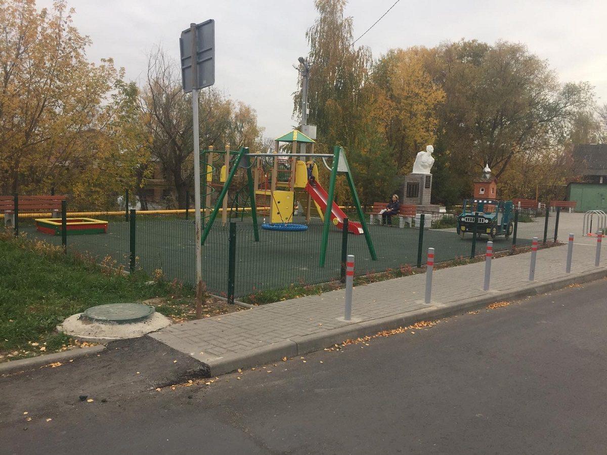 Новое общественное пространство появилось вдеревне Кузьминки Кстовского района