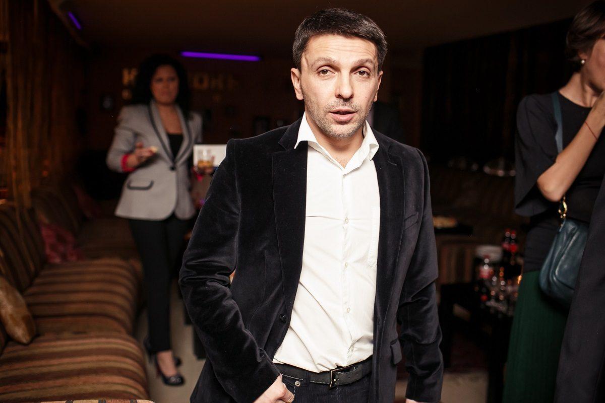 Леонид Барац стал отцом