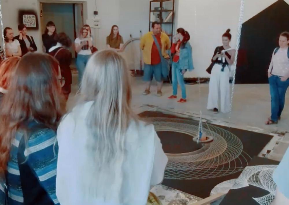 Нижегородская команда «Impulses» открыла двери своей творческой мастерской для желающих