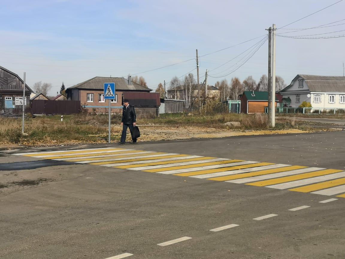 Подъезд кселу Мотызлей отремонтировали вВознесенском районе