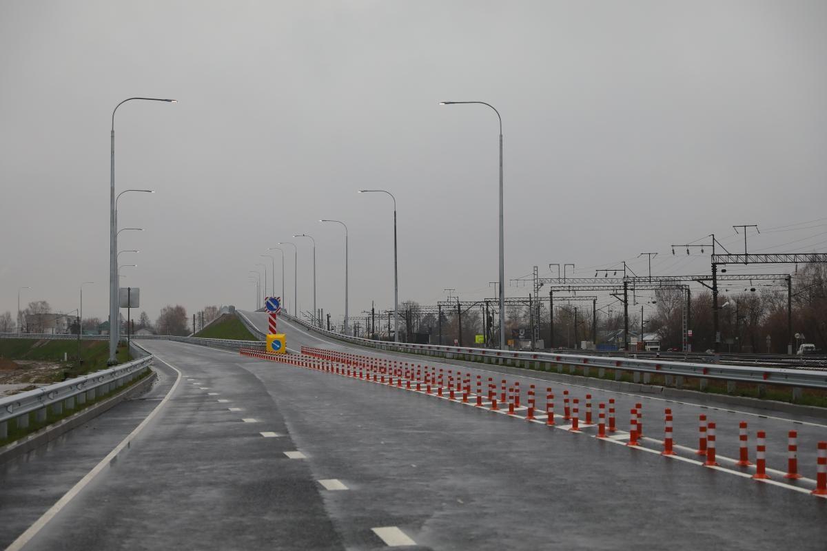 Глеб Никитин: «Мыопережающими темпами формируем новый дорожный каркас Нижегородской агломерации»