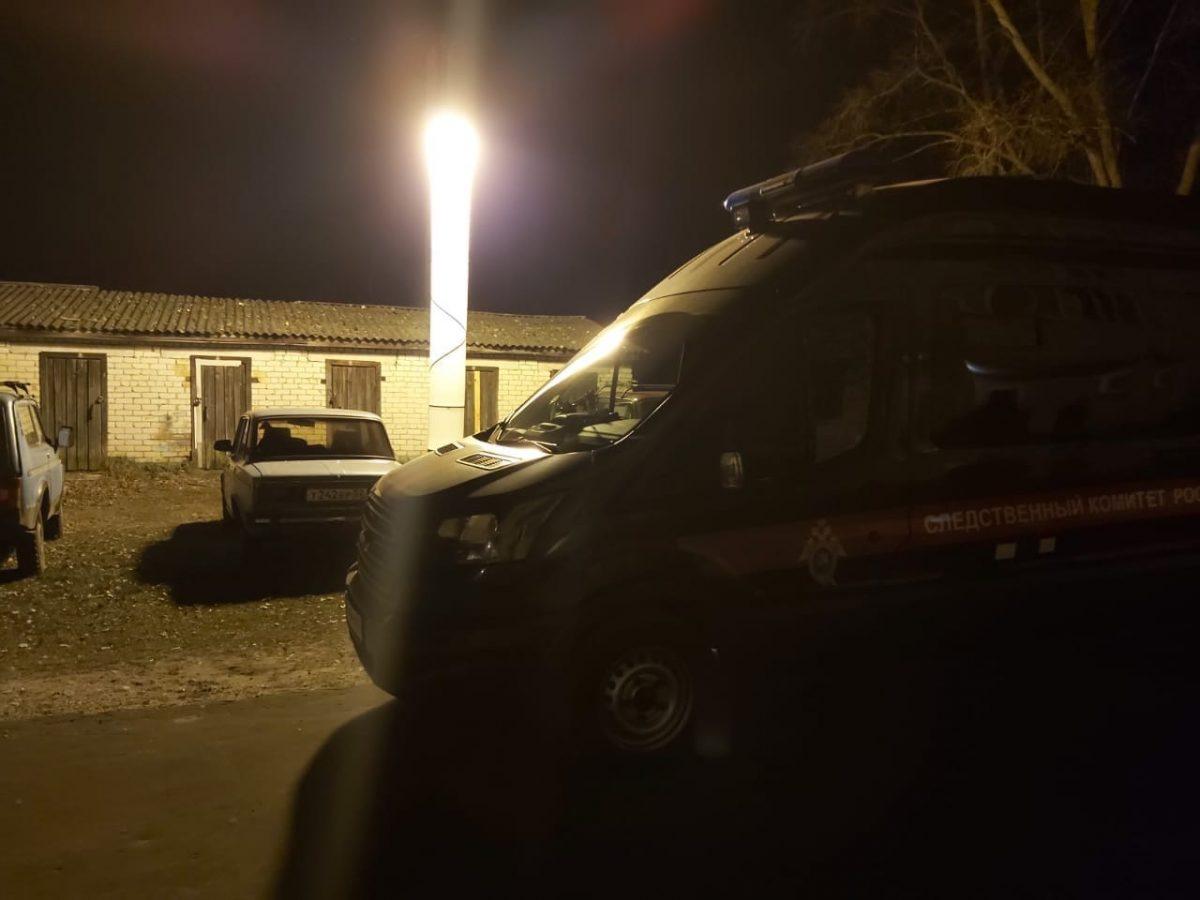 При стрельбе в округе Бор погибли три человека: возбуждено уголовное дело