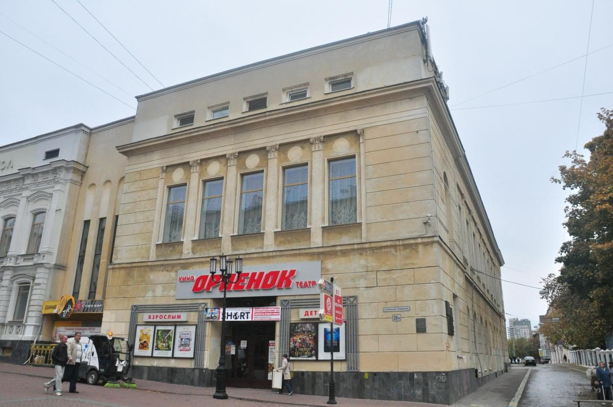 «Неделя французского кино» пройдёт в Нижнем Новгороде