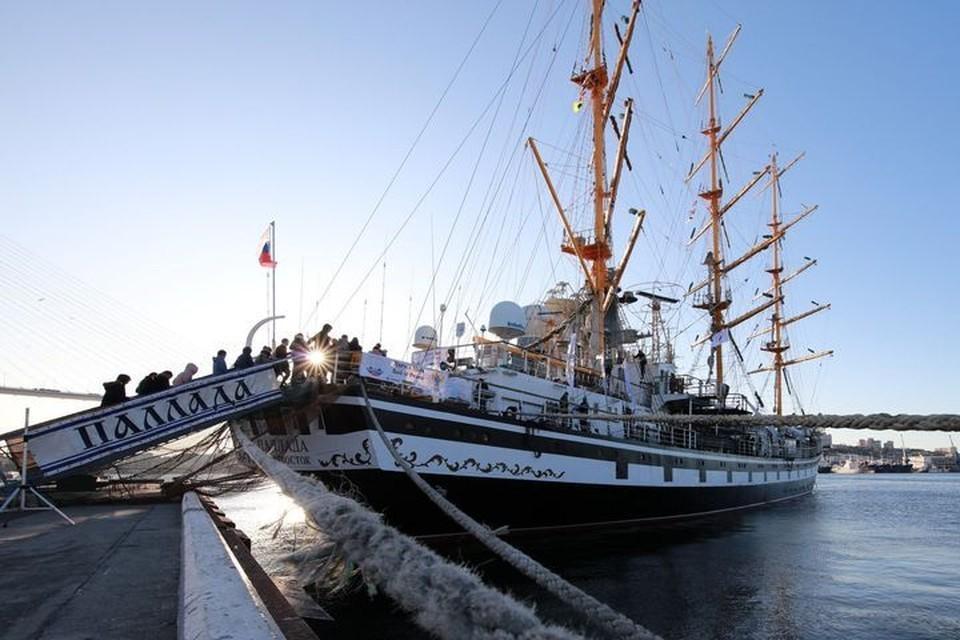 Нижегородский юнга отправится в экспедицию на учебном парусном судне «Паллада»