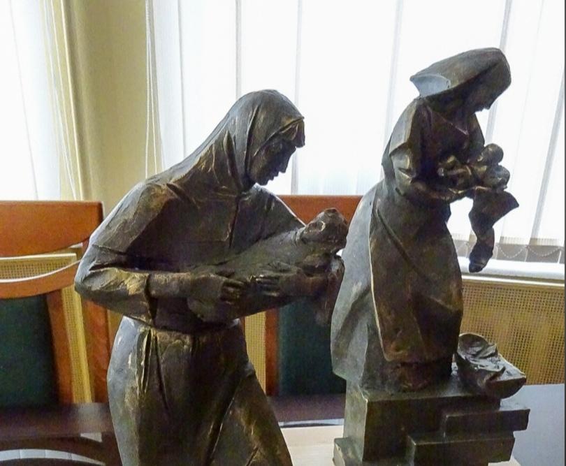 Памятник подкидышам предлагают установить в Нижнем Новгороде
