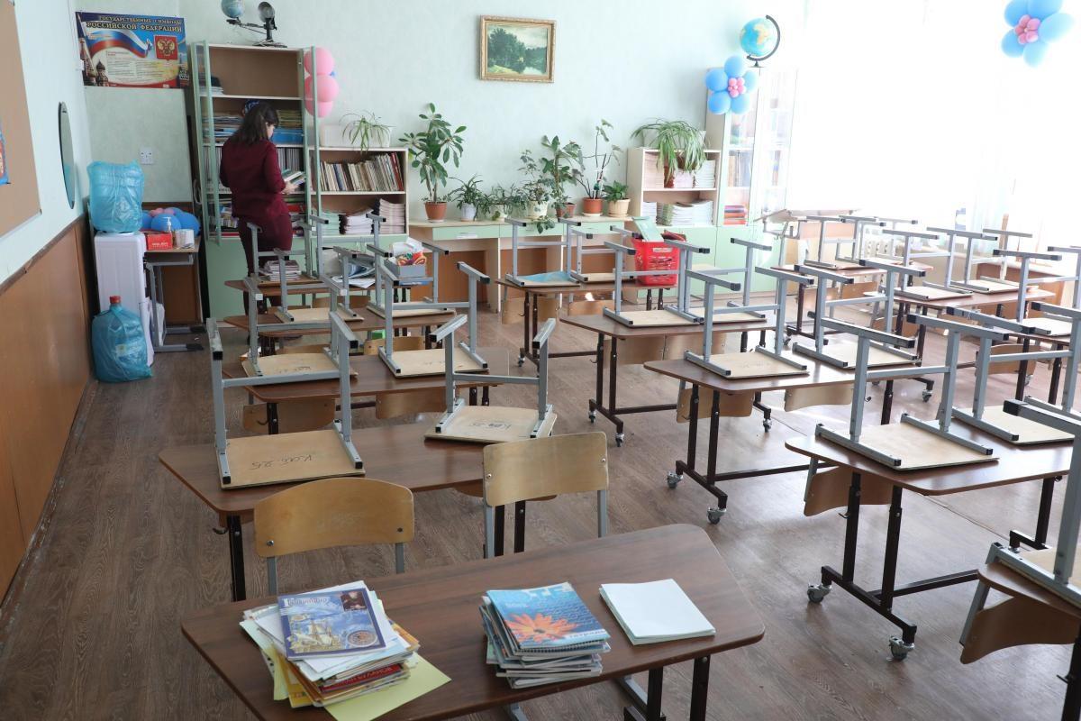 Ученики 6-11 классов переходят на дистанционное обучение в Нижегородской области