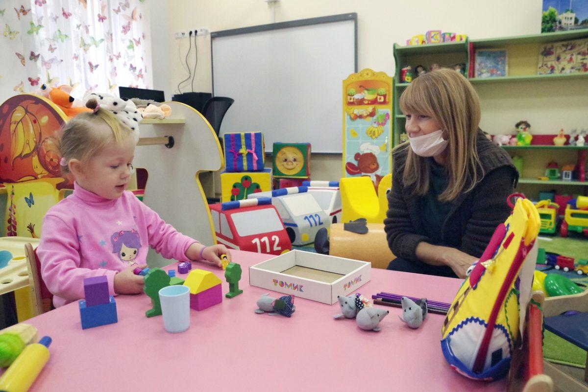 Православный детский сад начал прием детей в Нижнем Новгороде