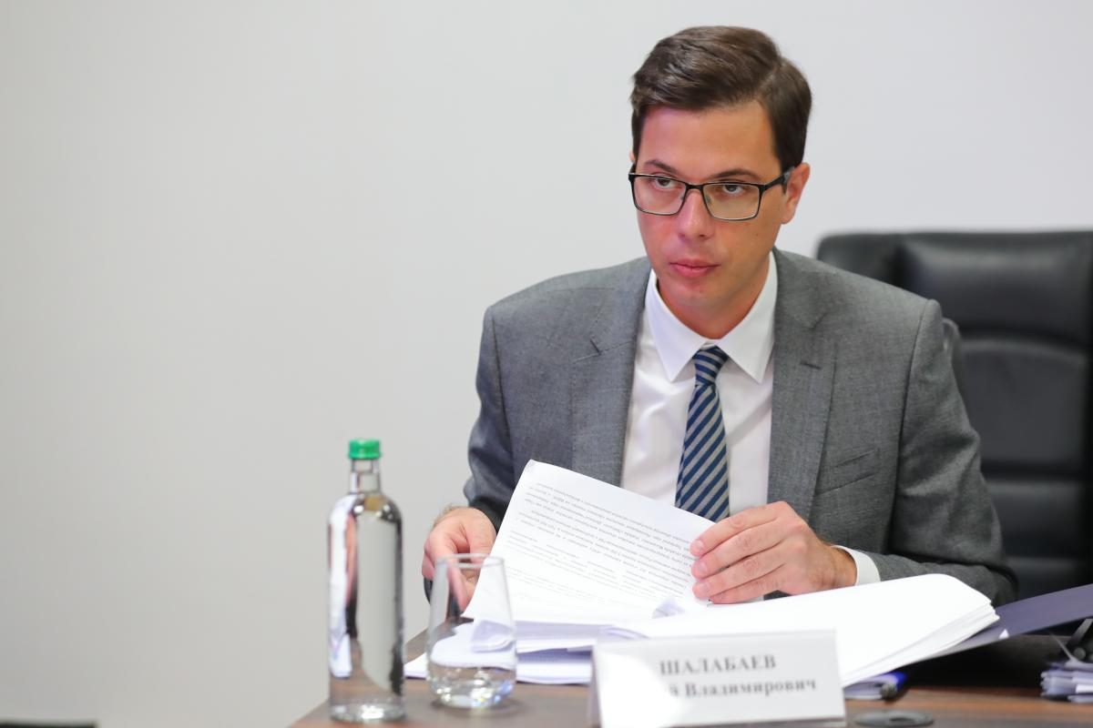 Юрий Шалабаев подал документы для участия в конкурсе на пост мэра Нижнего Новгорода