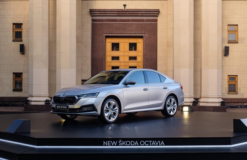 На ГАЗе начали выпуск автомобилей нового поколения марки ŠKODA