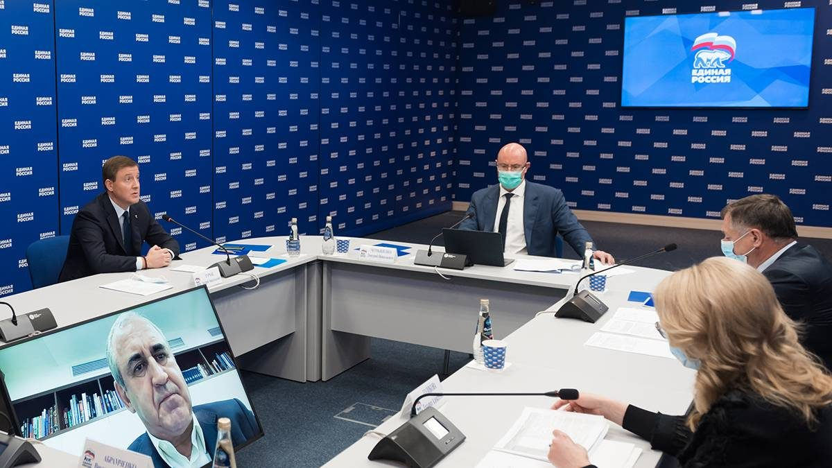 Андрей Турчак: «Бюджет получился сбалансированным и направлен на заботу о людях, их защиту и благополучие»