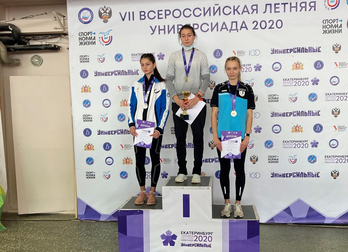 Нижегородские легкоатлеты завоевали бронзовые медали на соревнованиях в Екатеринбурге
