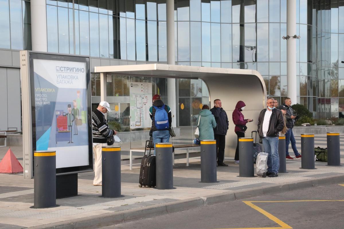 Рейсы в Стамбул и Санью отменили из Нижнего Новгорода