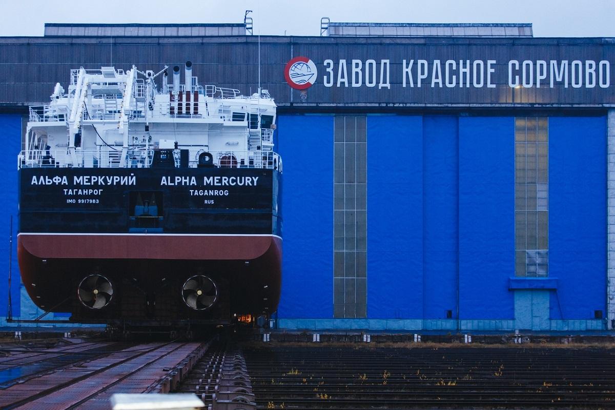 Судно с вертолетной площадкой и научными лабораториями для исследований в Арктике спроектировали нижегородские конструкторы