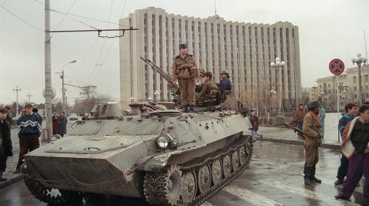 Удавились Чечнёй: как кавказская республика сломала жизни и карьеры сподвижникам Бориса Ельцина