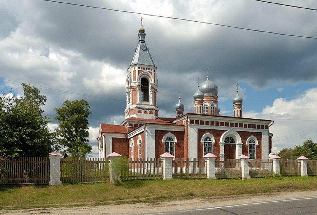 церковь екатерины великомученницы