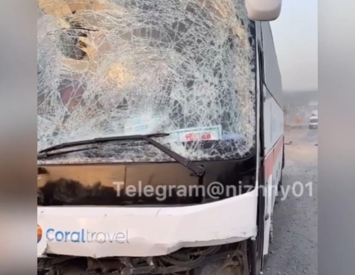 Нижегородские туристы попали в аварию на автобусе в Турции