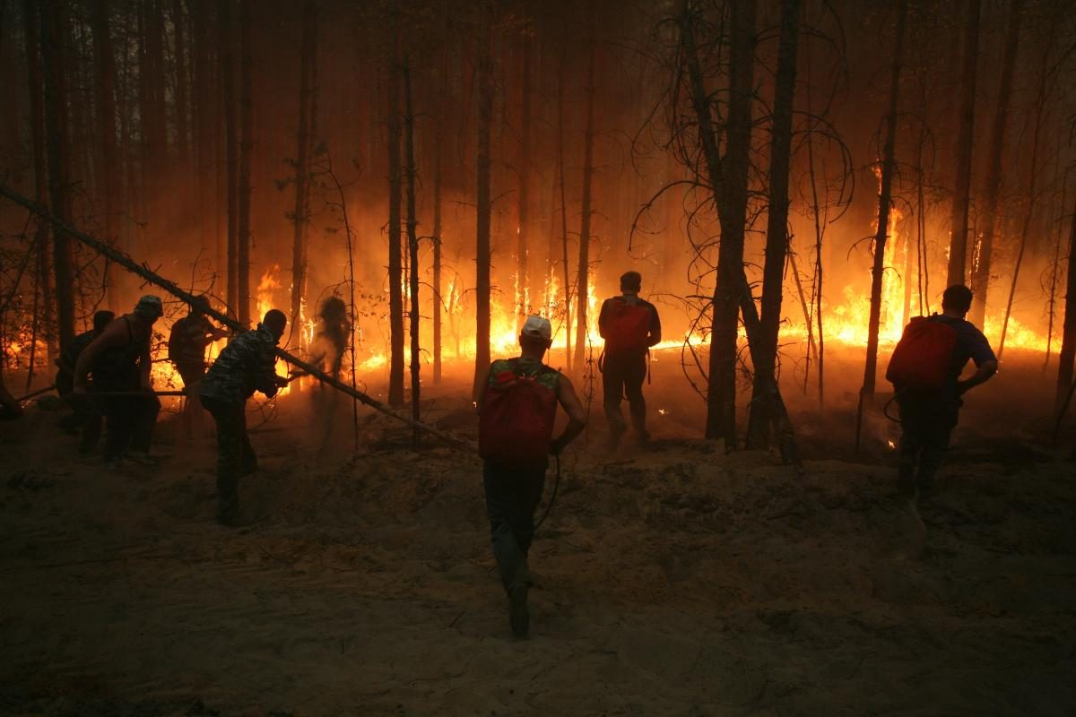 В Нижегородской области снят особый противопожарный режим