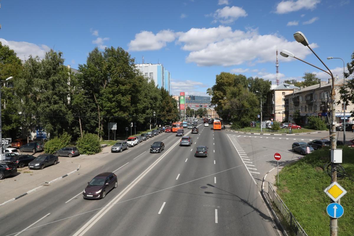 Автомобилистам запретят парковаться на Окском съезде в Нижнем Новгороде